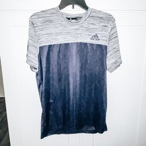 Men's adidas workout shirt